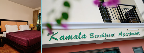 Kamala Beachfront Apartment - Facilities