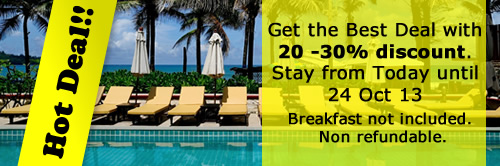 Kamala Beachfront Apartment - Hot Deal Promos